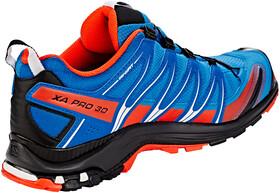 Salomon XA Pro 3D GTX Shoes Herre indigo buntingsky divercherry tomato